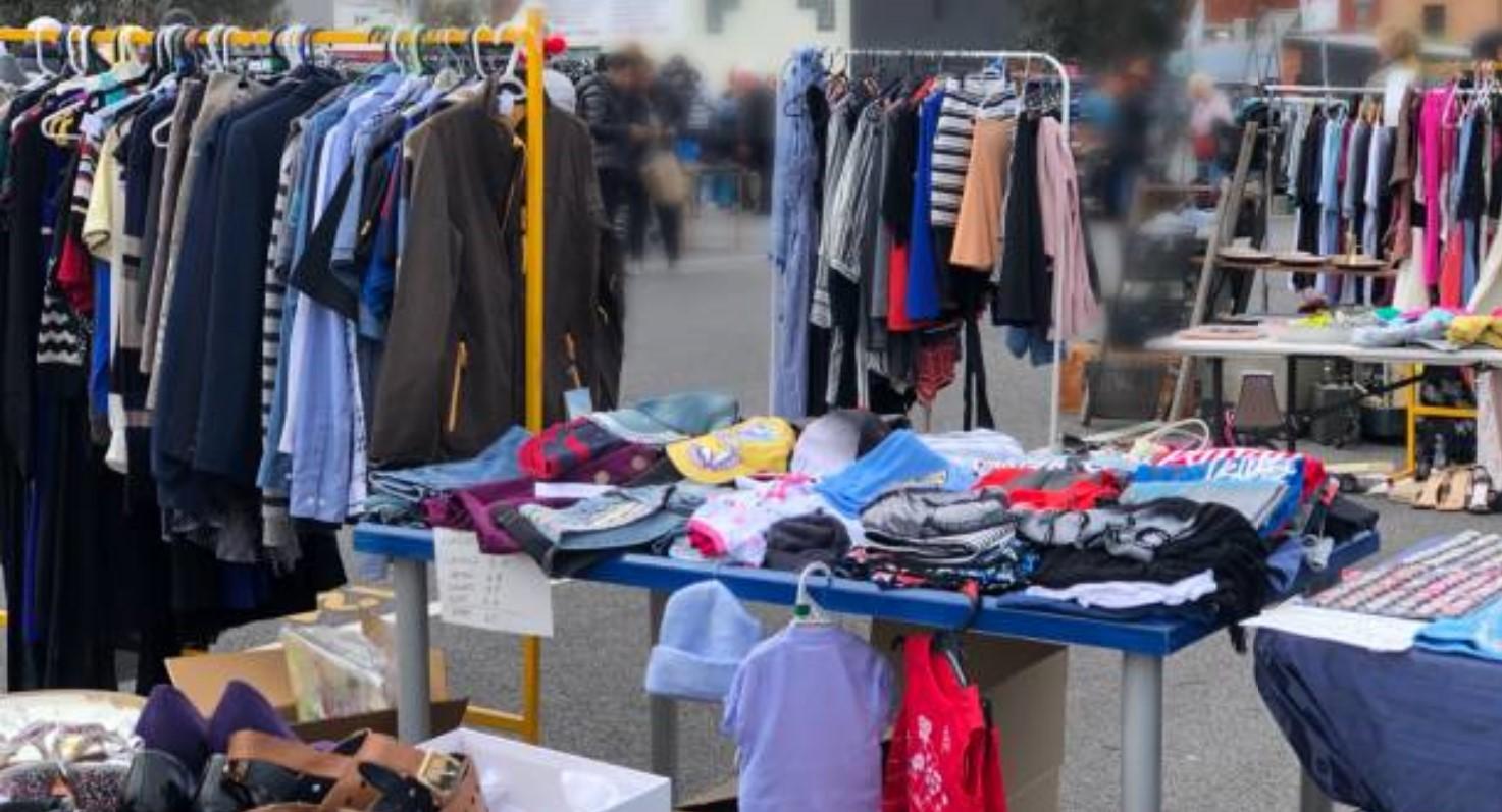Bourses aux vêtements