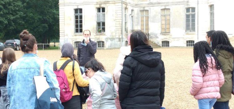 Temps de respiration, d'échanges et de découverte au Château de Vaux